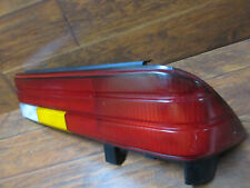 Ford Tempo, 1986, 1987, Right Passenger Tail Light (Fits: Ford Tempo)