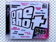 ONE SHOT 1989  -  2 CD 2007  NUOVO E SIGILLATO