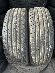 Pair Of 225/70/16 103H EcoVision VI-286 HT M+S 7mm  Of Tread 2016
