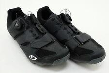 Giro Cylinder Women's Mountain Bike Shoes Black Size 41 EU 9 US Boa Closure