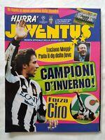 HURRA' JUVENTUS N. 2 FEBBRAIO 1998 DEL PIERO CIRO FERRARA MOGGI DINAMO KIEV