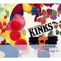 "THE KINKS ""FACE TO FACE (DELUXE EDITION)"" 2 CD NEU"
