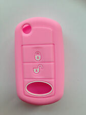 Pink Remote Smart Key Cover For Land Rover Lr3 Range Rover Range Rover Sport Lr4 Fits Range Rover