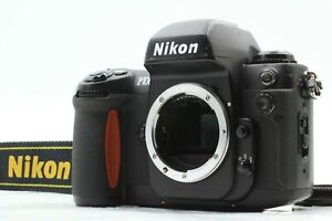 [EXC4 w/ Strap] Nikon F100 35mm Body Only Film Camera - Black SLR From JAPAN