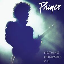 """PRINCE NOTHING COMPARES 2 U 7"""" VINYL SINGLE (New Release 2018) FREE UK P&P"""