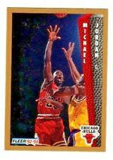 92-93 Drakes fleer  #7 micheal jordan 1 card. Rare  GOAT