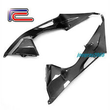 RC Carbon Fiber Fuel Tank Side Fairings Panels BMW HP4 S1000RR 09 10 11 12 13 14
