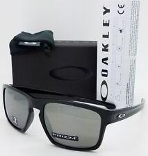 237d12d4eb NEW Oakley Sliver Sunglasses Black Prizm Blk Iridium 9262-4657 AUTHENTIC  9262-46