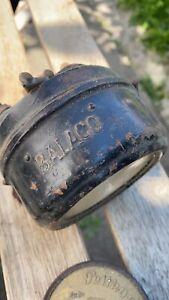 Balaco Lampe Wehrmacht Truppenrad Lampe 2WK