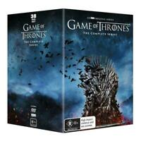 GAME OF THRONES The Complete Series : Season 1-8 : NEW DVD
