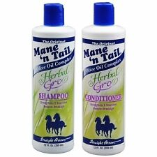 Mane 'n Tail Herbal Gro Shampoo 12 Fl.oz
