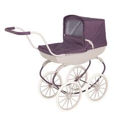 More details for carriage pram - purple