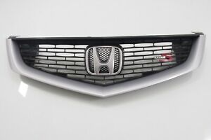 JDM Honda Accord Acura TSX CM2 CL7 CL9 Type-S EURO-R Front Grille Grill 2006-08