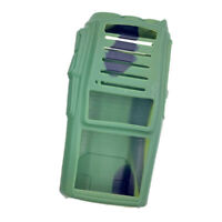 Soft Rubber Silicone Case Holste For Baofeng UV-82 UV-82HP UV-82L Green