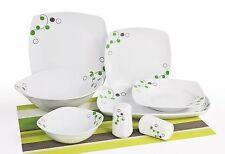 Service de Table Porcelaine à Café Salle à Manger 28 Pièces Primavera TK-815