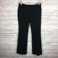 Chico's Women's Black Loose Straight Leg Pants Size 0.5 Reg Small