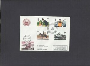 1979 Police Llanberis Lake Railway First Day Cover