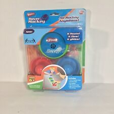 AS SEEN ON TV! WHAM-O AIR HOCKEY HOVER HOCKEY PORTABLE CLASSIC GAME SYSTEM