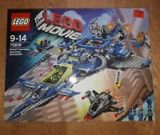 The LEGO Movie Benny's Spaceship, Spaceship, SPACESHIP! - 70816 - New Sealed Set