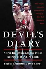 The Devil's Diary: Alfred Rosenberg and the Stolen Secrets of the Third Reich (P
