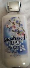 Bath and Body Works Body Lotion, Snowkissed Sugar