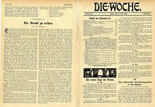 The academic LINK LEDGER (more than 2000) in Germany editorial 1905