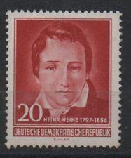 DDR  517 Todestag Heinrich Heine  postfrisch