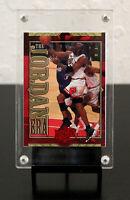 "1999 Upper Deck Athlete of The Century Michael Jordan ""The Jordan Era"" #JE19."