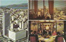1970'S POSTCARD OF THE SAN FRANCISCO HILTON AND 46 STORY TOWER
