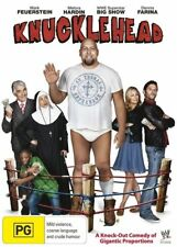 Knucklehead (DVD, 2010) The Big Show, New DVD Region 4 Sealed