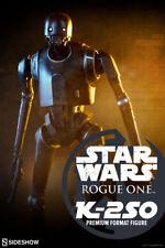 Sideshow Star Wars K2SO Rogue One Movie Figure Statue Premium format No Jyn Erso