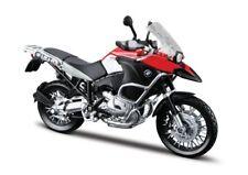Maisto – Réplica de moto BMW R1200 GS (metal)