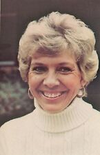 Ruth Carter Stapleton, Evangelist and Sister of President Jimmy Carter Postcard