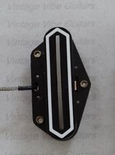 One new blade style single coil pickup for tele bridge position by Pete Biltoft