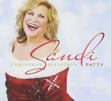 New: SANDI PATTY - Christmas Blessings CD w/ 2 Bonus Tracks!