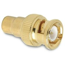 Atlas Gold Plated RCA-BNC Adapter (Single)
