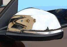 ENJOLIVEURS CHROME  CACHES COQUILLES COQUES RETROVISEURS pour BMW SERIE 1 F20