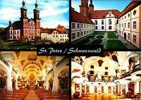 St. Peter / Schwarzwald mit Feldberg, Ansichtskarte