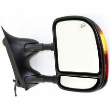 New Passenger/Right Side Power Heated Tow Mirror for Ford F-250 Super Duty 03-07