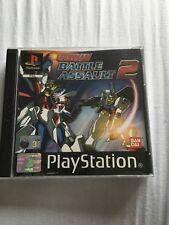 Gundam Battle Assault 2 - PS1 Sony PlayStation PAL Game
