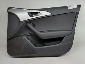 AUDI A6 C7  DOOR CARD RIGHT DRIVER SIDE FRONT 2012-2018 4G2867104AB