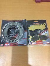 Honda PCX 125 / Vision Front Brake PAD & REAR SHOE Kit NSC110 NSC 110 PCX150