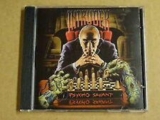 CD / INTRUDER - PSYCHO SAVANT