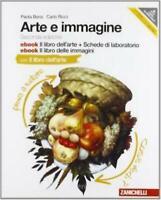 ARTE E IMMAGINE, ARTE + LAB. +eB, BERSI/RICCI, ZANICHELLI COD:9788808700186