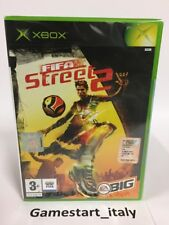 FIFA STREET 2 - XBOX - VIDEOGIOCO NUOVO SIGILLATO - NEW SEALED PAL VERSION