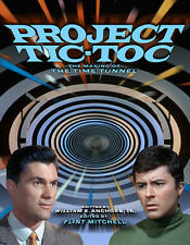 THE MAKING OF THE TIME TUNNEL BOOK FANTASY WORLDS IRWIN ALLEN JAMES DARREN