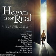 Heaven is for Real Music CD:  Songs Inspired by the Film & Best Selling Book