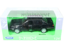 WELLY 24036 VW VOLKSWAGEN SANTANA 1/24 DIECAST BLACK