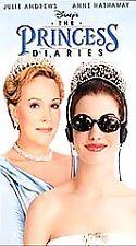 The Princess Diaries (VHS, 2001 Clamshell)