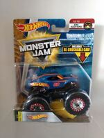Hot Wheels Monster Jam: Team Hot Wheels 1:64 Scale Monster Truck - Epic 12/15 FL